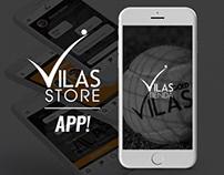 Diseño Ux / Vilas Store App