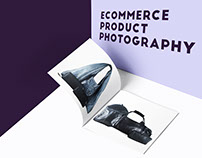 eCommerce Handbag Product Photography