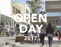 Open Day, promo video edit