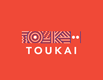 Toukaï - Brand design