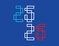 Factory Floor 25 25 Album Cover & Font