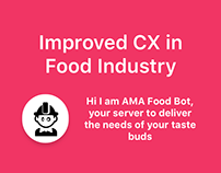 AMA Food - Interaction