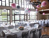 Diseño de evento: Matrimonio