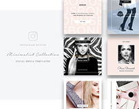 Social Media Marketing Template for Instagram