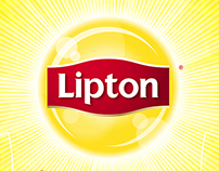 Lipton Promotional Flyer