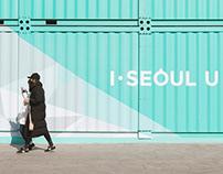 URBAN GEOMETRY // SEOUL II