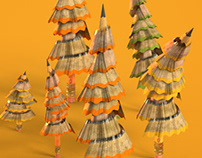 Sharpen Pines