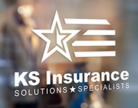 Kansas Insurance Solutions Specialists Branding