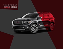 GMC ACADIA Application