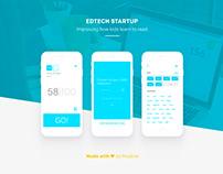 EdTech Startup iOS App