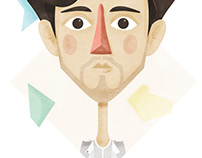 Portraits | Digital Illustrations