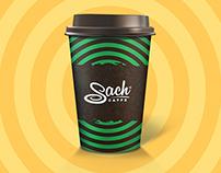 Sach Caffé - Brand Identity