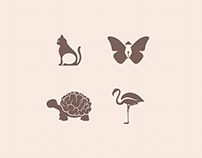 ANIMAL ICON LOGO
