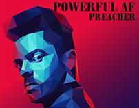 Preacher LowPoly