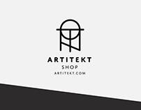 Artitekt Logo & Branding