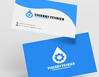 Thierry Fevrier Visual identity