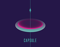 CAPSULE TYPEFACE (FREE DOWNLOAD)