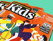Cover Internazionale Kids