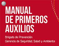 Manual de Primeros Auxilios - Zuoz Pharma