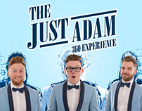 The Just Adam 360 Experience