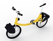 Bicicleta multifuncional Bici Fitness