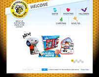 Bee International Website