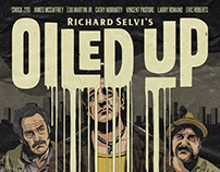 OILED UP | Sundance Film Festival Poster Design