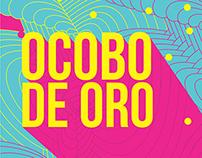 Cartel Festival Ocobo de Oro
