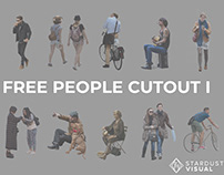 FREE ARCHVIZ PEOPLE