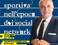 Videoconferenza con Xavier Jacobelli / ABA Perugia 2019
