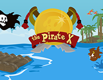 The Pirate X Videogame
