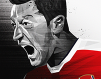 Arsenal FC illustrations