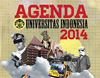 AGENDA UNIVERSITAS INDONESIA 2014