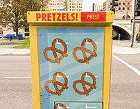 Pretzel Machine / Spokane Arts