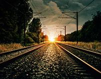 DSB, train campaign
