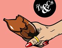 The Ts & Cs EP art