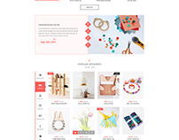 Passion - Handmade & Craft WooCommerce WordPress Theme