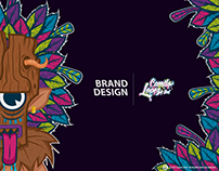 BRAND DESIGN - (Packaging, advertising) Character illus