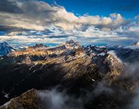 Lagazuoi. Dolomites