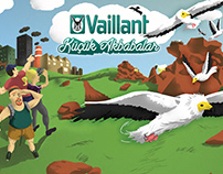 Vaillant - Egyptian Vultures Board Game