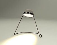 Watcher Desk Lamp