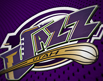 Utah Jazz rebrand idea from the mid '90s now complete.