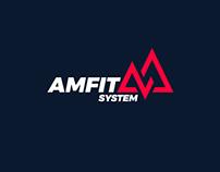 AmFitSystem • Brand Identity
