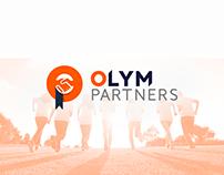 Olym Partners Branding