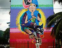Festival huellas del Arte Maracay
