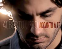 """Videolcip Alberto Urso """"Accanto a Te"""""""