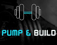 Pump & Build- GYM App