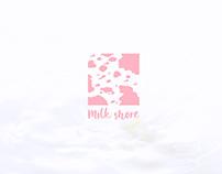 · Milk shore coffee house · Stavitskaya Yana ·