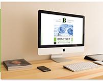 Brantley Industries Branding