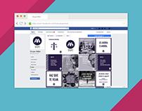 Grupo M&A - Creación de contenido